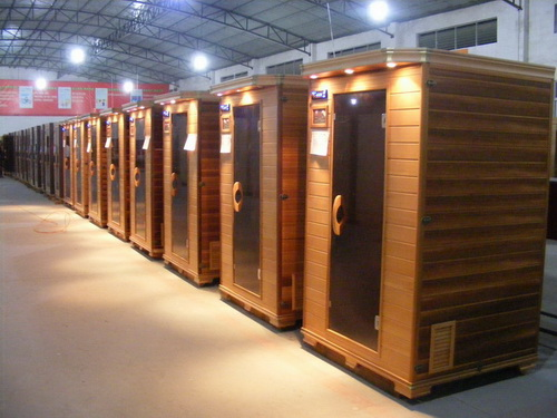sauna infrarotkabine vollspektrum get ntes glas aroma cd farblicht haid bei linz o. Black Bedroom Furniture Sets. Home Design Ideas